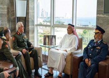 مباحثات قطرية أردنية لتعزيز التعاون العسكري