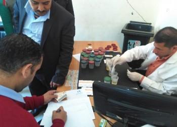 ثبوت عدم تعاطي المخدرات للتعيين في الوظائف الحكومية بمصر