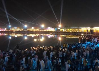 تركي آل الشيخ يلمح لإمكانية احتفال السعودية بالكريسماس