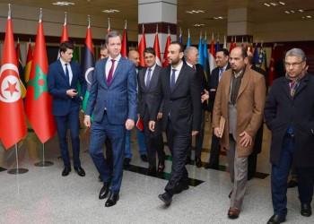 مسؤول ليبي يصل إلى أنقرة لتوقيع اتفاق مع وزارة الصحة التركية