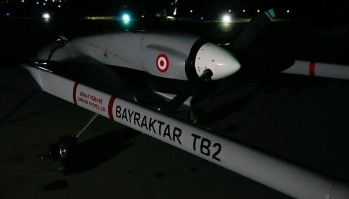 تركيا ترسل طائرة مسيرة إلى قبرص لحماية التنقيب شرقي المتوسط