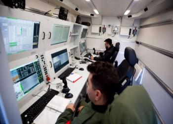 هبوط أول طائرة تركية للتنقيب شرقي المتوسط في شمال قبرص