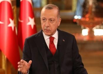 أردوغان ينفي وجود محادثات مع إسرائيل حول شرق المتوسط