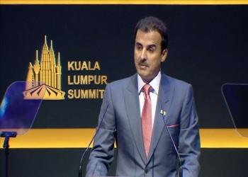 أمير قطر: بعض أنظمة العالم الإسلامي ترتكب انتهاكات بحق شعوبها
