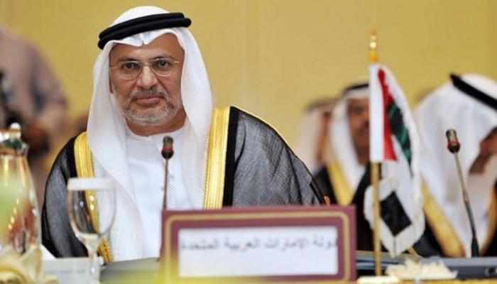 قرقاش يؤكد على أهمية محور الرياض والقاهرة