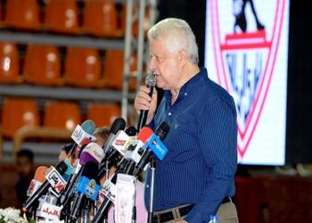 رئيس الزمالك المصري يتهم قطر بتسريب عقود لاعبيه