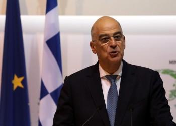 بعد السعودية والإمارات.. وزير الخارجية اليوناني في بنغازي الليبية