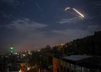 مقتل 3 يرجح أنهم إيرانيون بقصف إسرائيلي على ريف دمشق