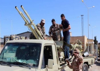 واشنطن تدعو أطراف الأزمة الليبية لوقف التصعيد