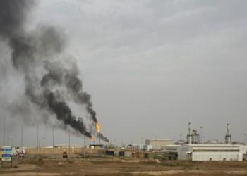 محتجون يغلقون حقل الناصرية النفطي جنوبي العراق