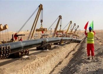 إيران تقترب من إنهاء مشروع أنبوب للنفط يتخطى مضيق هرمز