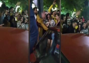 مصر.. توقيف 7 متهمين بالتحرش بفتاة المنصورة