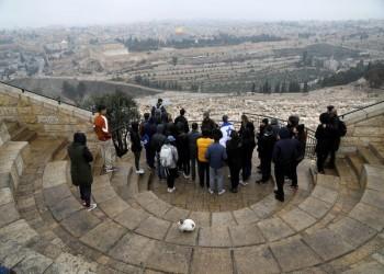 4.5 مليون سائح زاروا إسرائيل في 2019