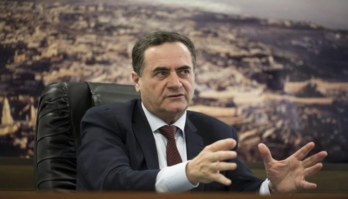 وزير إسرائيلي يسجل رسالة تطبيعية لشعوب الشرق الأوسط