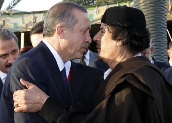تركيا بصدد استرداد ديون وتعويضات ليبية منذ عهد القذافي