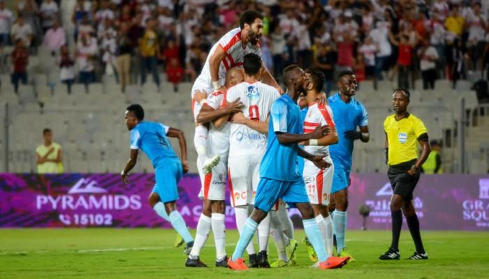 أبطال أفريقيا.. الزمالك المصري يفوز على زيسكو الزامبي (فيديو)