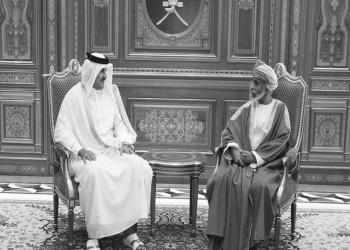 أمير قطر ناعيا قابوس: هذا يوم حزين للخليج