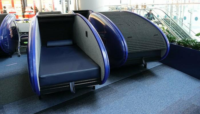 مطار إسطنبول الجديد يبدأ توفير خدمةكبائن النوم