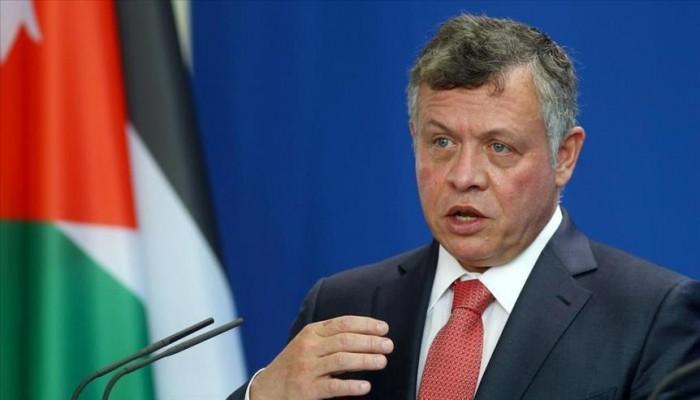 العاهل الأردني: حوارنا مع إسرائيل متوقف منذ عامين ويجب إعادته