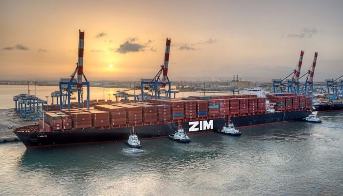 تدشين خط شحن بحري إسرائيلي بين مصر وروسيا