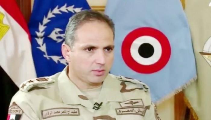 مصر.. تحطم مقاتلة ومصرع قائدها خلال تدريب