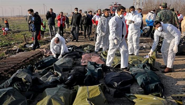 لماذا اعترفت إيران بإسقاط الطائرة الأوكرانية؟