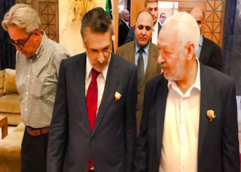 الغنوشي يلتقي القروي للتشاور حول رئاسة الحكومة التونسية