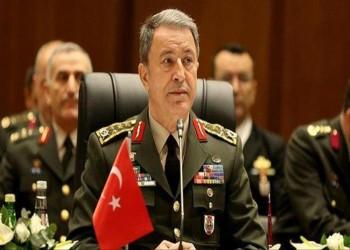 وزيرا دفاع تركيا وإيران يبحثان آخر تطورات المنطقة