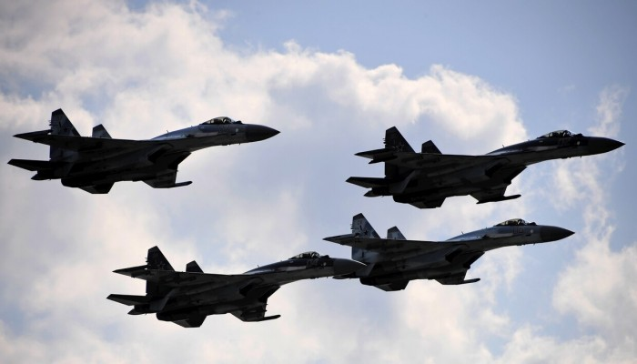 موسكو تسلم القاهرة مقاتلات بميزات متطورة