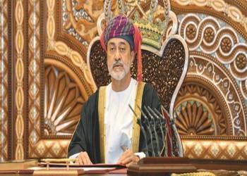 أول اتصال هاتفي بين سلطان عمان وترامب