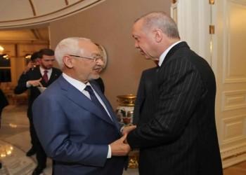 الغنوشي: زرت تركيا للتباحث بشأن تعزيز السلم في ليبيا