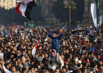 باطل تدعو المصريين للتظاهر في ذكرى الثورة وتوجه رسالة للضباط