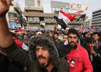 تجدد الاشتباكات بين المتظاهرين وقوات الأمن العراقية