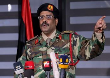 المتحدث باسم قوات حفتر يهاجم قطر وأردوغان قبل مؤتمر برلين