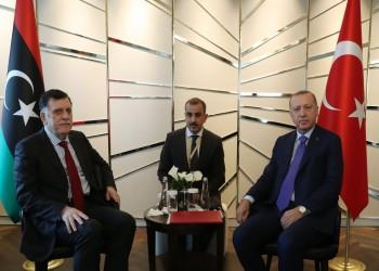 أردوغان: تم وضع الأساس لوقف إطلاق النار في ليبيا