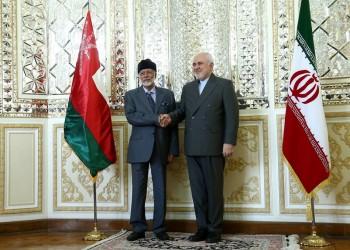 بن علوي يصل إلى طهران في ثاني زيارة خلال أسبوعين
