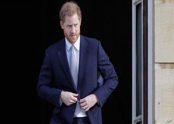 الأمير هاري يصل إلى كندا لبدء حياة جديدة
