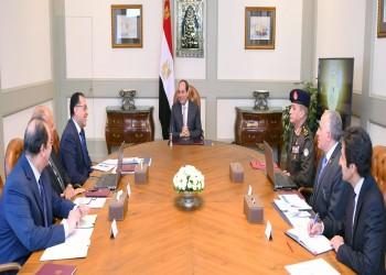 السيسي يجتمع مع الحكومة والمخابرات لبحث أزمة سد النهضة