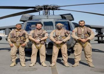 ولي عهد الأردن بالزي العسكري في الإمارات.. ما القصة؟ (صور)
