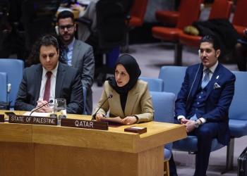 قطر تجدد دعوتها لتسوية الأزمة الخليجية سلميا