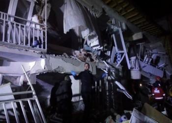 حصيلة الضحايا مرشحة للتصاعد.. تركيا: 30 مفقودا بعد زلزال ألازيغ