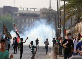 حقوق الإنسان العراقية: مقتل 12 متظاهرا في يومين