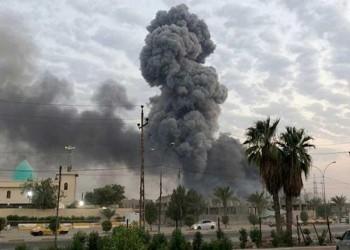 عبدالمهدي: استهداف السفارة الأمريكية يجعل العراق ساحة حرب