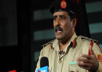 متحدث حفتر: الحل في ليبيا ليس سياسيا ولكن بالحرب