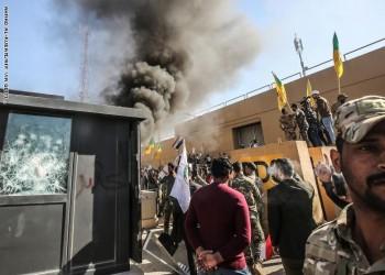 إصابات بقصف سفارة واشنطن ببغداد.. وأمريكا تدعو لحمايتها