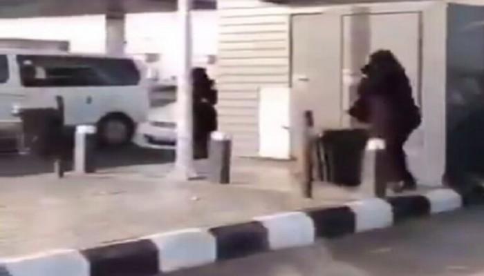 مجهول يثير غضب السعوديين بمقطع فيديو عن بنات نجران