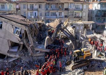 انتهاء أعمال البحث عن ناجين إثر زلزال ألازيغ التركية