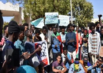 سودانيون يتظاهرون ضد إرسال أبنائهم للقتال في ليبيا واليمن