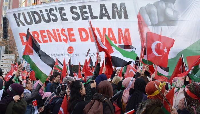 تركيا ترفض صفقة القرن: ولدت ميتة ولن نسمح بها