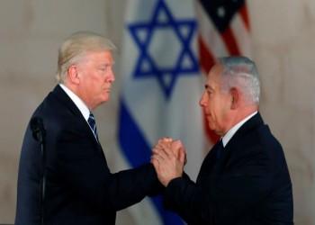 ترامب في عيني إسرائيل